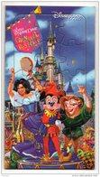 """PUZZLE """" LE BOSSU DE NOTRE-DAME """" . DISNEYLAND PARIS . PHILIPS PARTENAIRE OFFICIEL - Réf. N°380F - - Puzzle Games"""
