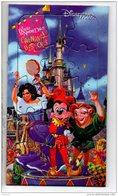 """PUZZLE """" LE BOSSU DE NOTRE-DAME """" . DISNEYLAND PARIS . PHILIPS PARTENAIRE OFFICIEL - Réf. N°381F - - Puzzle Games"""