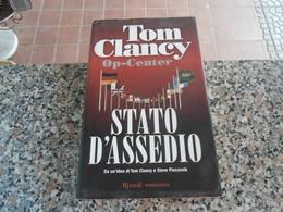 Stato D'Assedio - Tom Clancy - Books, Magazines, Comics