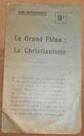 Le Grand Fléau : Le Christianisme - Books, Magazines, Comics
