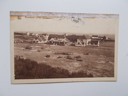BREDENE Sur Mer , Le Home  1938  - NO REPRO - Bredene