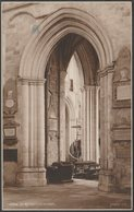 In Ripon Cathedral, Yorkshire, C.1920 - Judges RP Postcard - England