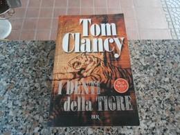 I Denti Della Tigre - Tom Clancy - Books, Magazines, Comics