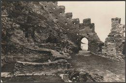 Kitchen, King Arthur's Castle, Tintagel, Cornwall, C.1950 - Valentine's RP Postcard - England
