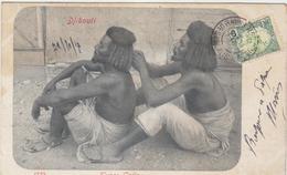 Types Galla Djibouti - Océanie
