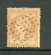 Y&T N°21- Ancre Noire - 1862 Napoléon III.