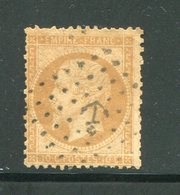 Y&T N°21- Ancre Noire - 1862 Napoleone III