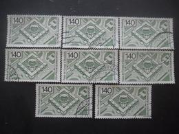 ALLEMAGNE N°768 X 8 Oblitéré - Timbres