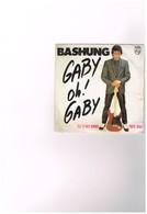 Bashung Gaby Oh! Gaby - Ell's'fait Rougir Toute Seule - Philips - 6172 310 PG 100 - Phonogram - Phot. JB Mondino - Rock