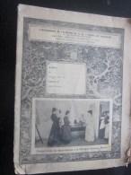 1910 Aspres-sur-Buëch Cahier D'école Manuscrit D'écolier Apprentissage écriture Porte Plume à Encre,Texte Mo - Other Collections