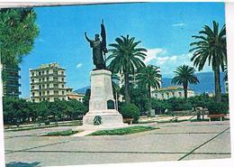PATRAS  LA STATUE  DE  PALAION PATRON  GHERMANOS   CPM  TBE Z753 - Greece
