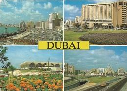 DUBAI, PC, Circulated 1987 - Dubai