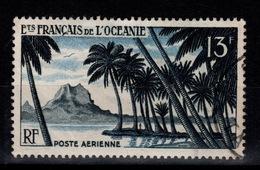 YV PA 32 Bora Bora Oblitere Cote 5,50 Euros - Aéreo
