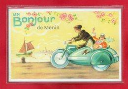 BELGIQUE-CPA MENEN - MENIN - Belgique