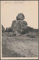 Le Bonnet Du Diable, Dettey, Saône-et-Loire, C.1905 - Bourgeois Frères CPA - Other Municipalities