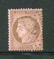 Y&T N°54- Ancre Noire - 1871-1875 Ceres