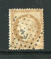 Y&T N°55- Ancre Noire - 1871-1875 Cérès