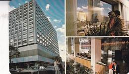 GALERIA PLAZA MR, MEXICO, WESTER INTERNATIONALL HOTELS, HOTELES CAMINO REAL SA. CIRCA 1970's ADVERTISING-BLEUP - Hotel's & Restaurants