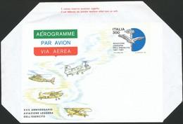 Italien - Aerogramme   Ungebraucht - Militaria