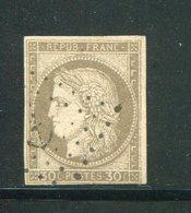Y&T N°20- Ancre Noire - Ceres