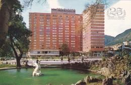 BOGOTA, COLOMBIA. PAN AM. 25 ANIVERSARIO INTERCONTINEL HOTELS CORE. CIRCA 1970's ADVERTISING-BLEUP - Hotel's & Restaurants