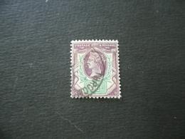 FRANCOBOLLO STAMPS 1/2 D REGINA VITTORIA VICTORIA  1887 - 1840-1901 (Regina Victoria)
