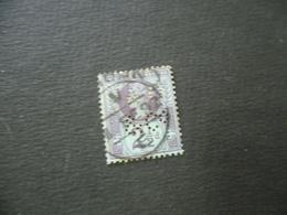 FRANCOBOLLO STAMPS 2 1/2  D REGINA VITTORIA VICTORIA  1887 - 1840-1901 (Regina Victoria)