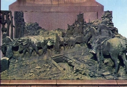 Legnano - Monumento Alla Battaglia Di Legnano - Il Carroccio - Formato Grande Non Viaggiata – E 7 - Legnano