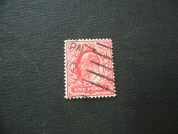 FRANCOBOLLO STAMPS EDOARDO VII ONE PENNY - 1902-1951 (Re)