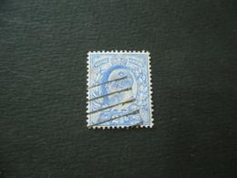 FRANCOBOLLO STAMPS EDOARDO VII 2 1/2 D - 1902-1951 (Re)
