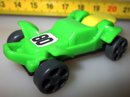 TR301-B BUGGY GREEN KINDER - Monoblocchi
