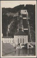 Walchenseekraftwerk, Altjoch, Bayern, C.1930s - Foto AK - Germany