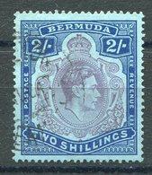 1937-BERMUDA -VARIETY -1 VAL.USED -LUXE ! - Bermuda