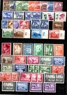 Allemagne/Reich Belle Petite Collection  Neufs ** MNH 1935/1942. Bonnes Valeurs. TB. A Saisir! - Allemagne