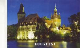 Budapest:castello-viaggiata - Hungary
