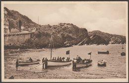 The Harbour, Combe Martin, Devon, C.1955 - Frith's Postcard - England