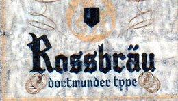 Possbräu Doctmunder Type - Matchbox Labels