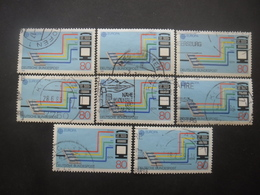 ALLEMAGNE N°1200 X 8 Oblitéré - Timbres