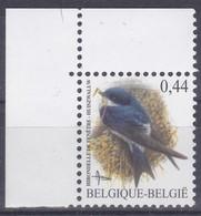 18/8    Belgique Belgie BUZIN HIRONDELLE DES FENETRES NEUF XX - Swallows