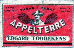 Appalterre Edgard Torrekens 2 - Matchbox Labels
