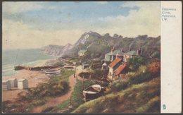 Steephill Cove, Ventnor, Isle Of Wight, C.1905 - Tuck's Postcard - Ventnor
