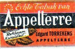Appalterre Edgard Torrekens 3 - Matchbox Labels