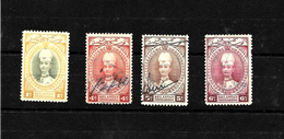 Kelantan, 1937 Sultan Ismail Small Selection To 6c (6871) - Kelantan