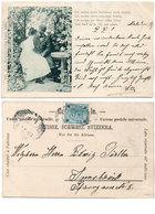 Couple Amoureux - 1900  (108794) - Couples