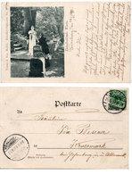 Couple Amoureux - Entscheidende Worte - Incunable 1899 (108797) - Couples