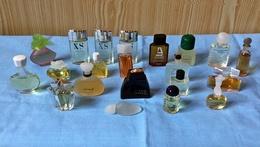 Lot De 21 Miniatures De Parfum Sans Les Boites  (M07600) - Perfume Miniatures