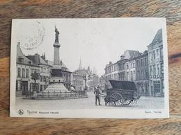 """CP Tournai 1926 """"Monument Français - Avenir"""" - Tournai"""
