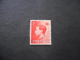 FRANCOBOLLO STAMPS EDOARDO VIII 1 D - 1902-1951 (Koningen)