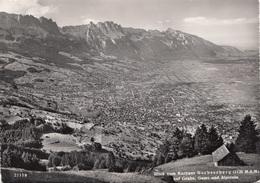 Blick Auf GRABS Vom Kurhaus Buchserberg - SG St. Gallen