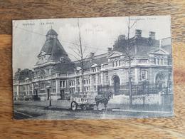 """CP Tournai 1908 """"La Gare - Phono-photo"""" - Tournai"""